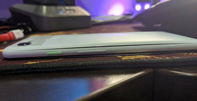 baterai hp smartphone google pixel 3 gembung dan bengkak android