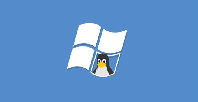 Linux Microsoft Windows