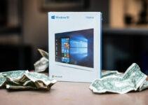 Lisensi Microsoft Windows 10