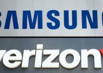 Samsung 5G Verizon Contract