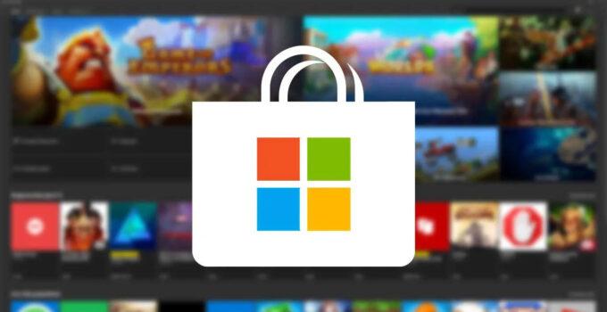 Notifikasi Aplikasi Windows 10 Store
