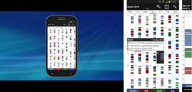 Aplikasi Kalender untuk Android