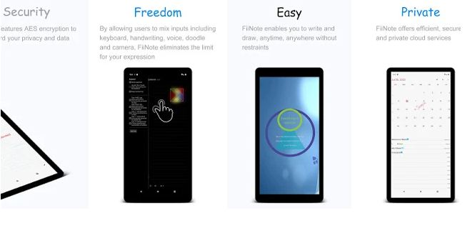 FiiNote adalah Aplikasi Catatan Harian Android