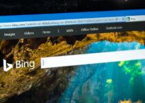 Mesin Pencari Microsoft Bing di Windows 10