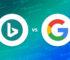 Micorosoft Bing Google Mesin Pencari