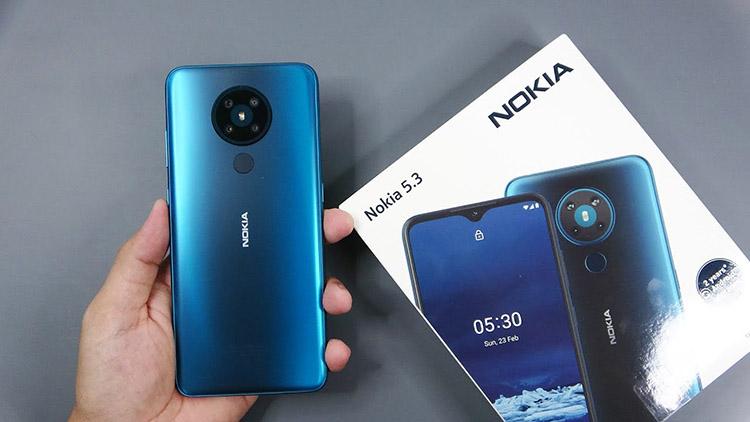 Nokia 5.3 Android 10