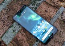 Nokia Android 10 7.2
