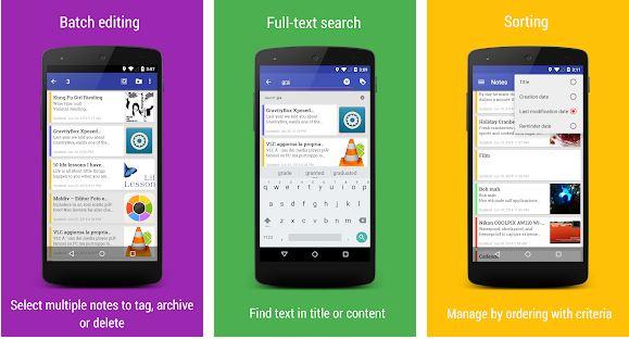 Omni Notes adalah Aplikasi Catatan Harian Terbaru