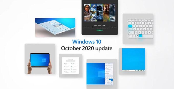 Pembaruan Windows 10 Oktober 2020 20H2