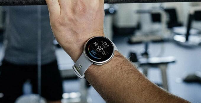 Jam Tangan Cerdas dan pintar Polar Vantage V2 Smartwatch