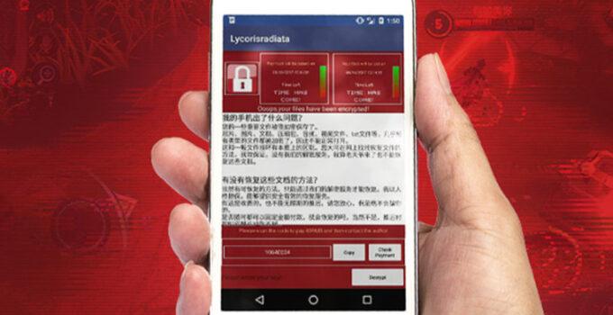 Virus Ransomware Baru di Ponsel Android