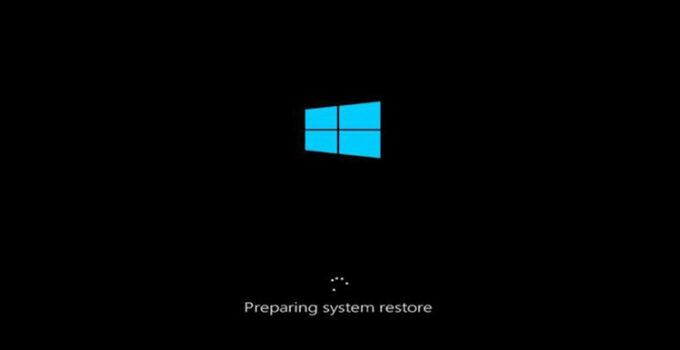 Pembaruan Windows 10 KBKB4579311 Black Screen