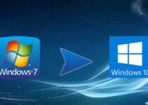 Windows 7 Ke Windows 10