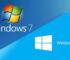 Windows 7 dan Windows 10