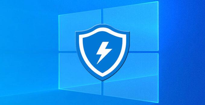 Windows Microsoft Defender Antivirus