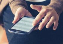 Mengakses Situs Internet di Smartphone Android 7.1