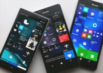 Microsoft Windows 10 Phone