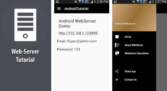 Palapa Web Server