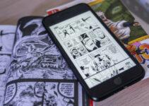 Rekomendasi Aplikasi Baca Manga untuk Android