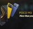 Smartphone Xiaomi Poco M3