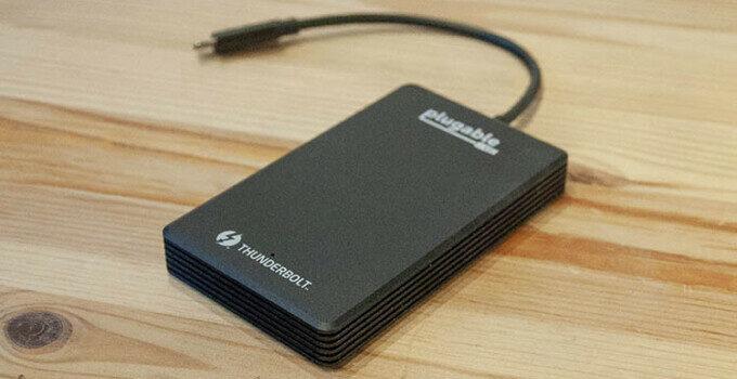 Thunderbolt SSD Windows 10 20H2 Error BSOD