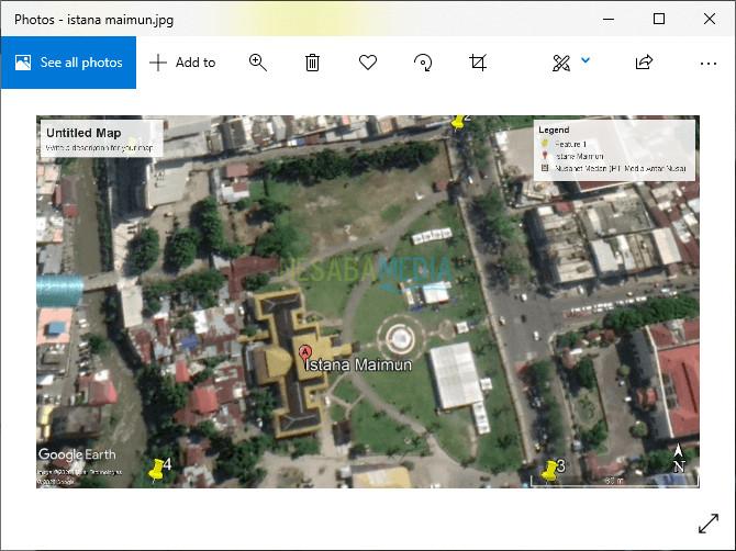 Cara Download Citra Resoluti Tinggi di Google Earth