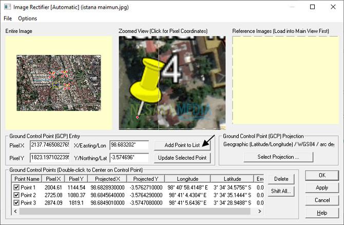 Cara Download Citra di Google Earth Resolusi Tinggi
